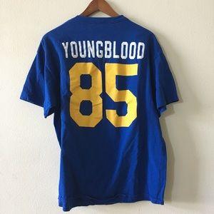 "online retailer fab9e 5791e 🏈 Los Angeles Rams ""Jack Youngblood"" Shirt 🏈"